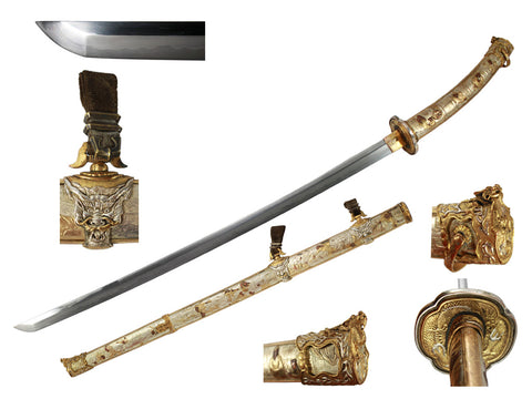 Musashi Romance of the Three Kingdoms Katana