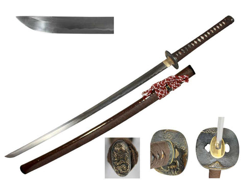 Musashi Horse and Flower Katana