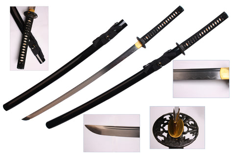 Musashi Black Meadow Katana