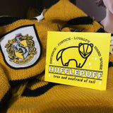 Magically cute Hogwarts House sticker decals - Gryffindor, Hufflepuff, Ravenclaw, Slytherin - Harry Potter inspired
