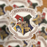 Hogwarts Droid School of Wizardry sticker decals - Harry Potter Star Wars inspired