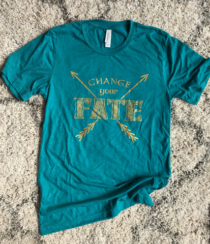 Change your Fate, Merida/Brave triblend tee