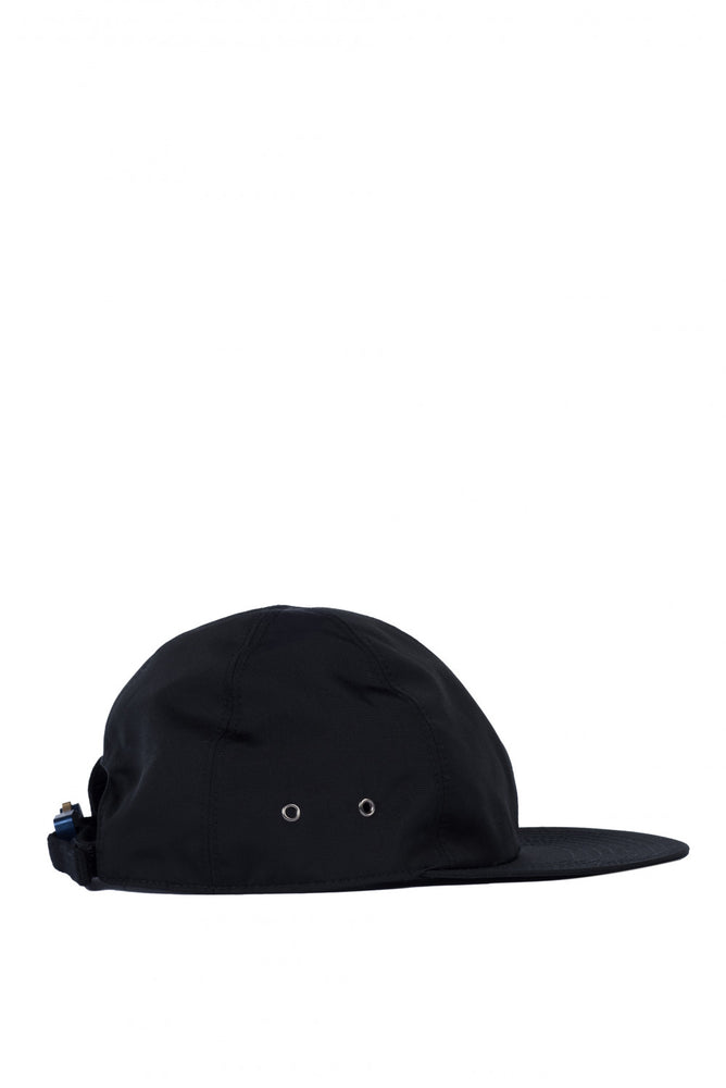 1017 ALYX 9SM Buckle Cap Black Blue