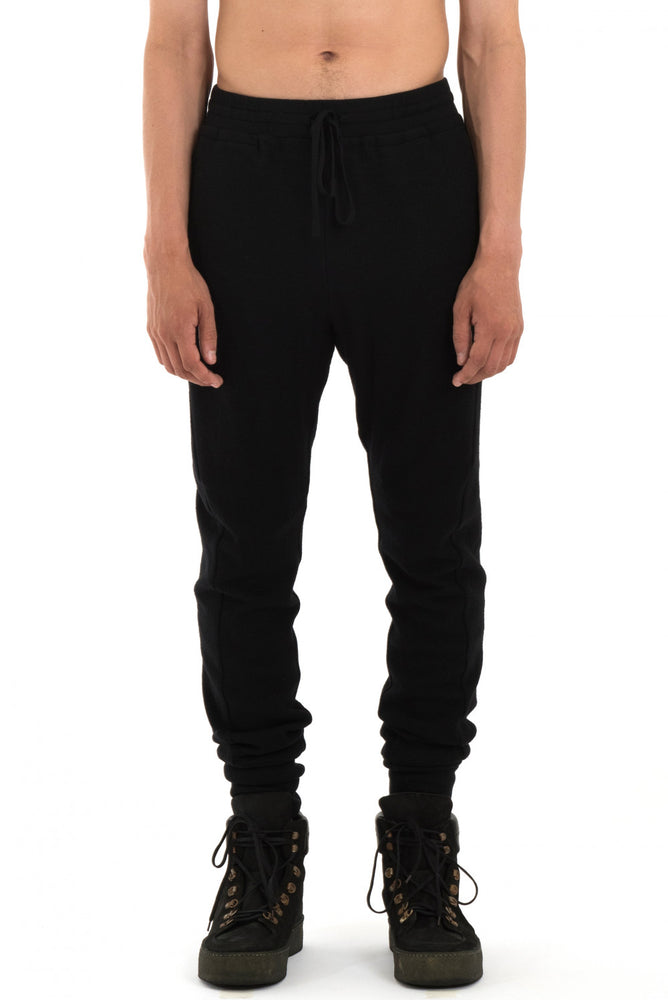 Forme d'Expression AW18 Curved Leg Pants