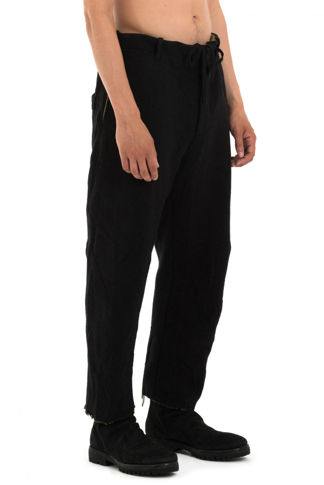 Forme D'Expression Men Cropped Pants