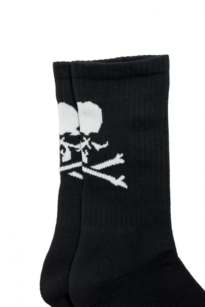 Mastermind World Black Skull Socks