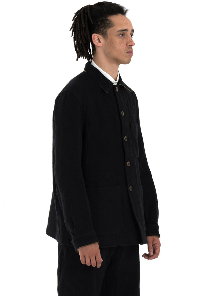 Forme d'Expression Reversible Black Jacket