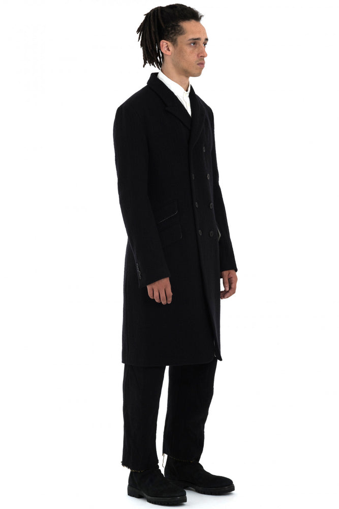Forme D'Expression Black Coat