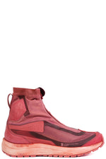 BBS 11 Dirty Red Salomon Edition Bamba 2 High-Top Sneakers