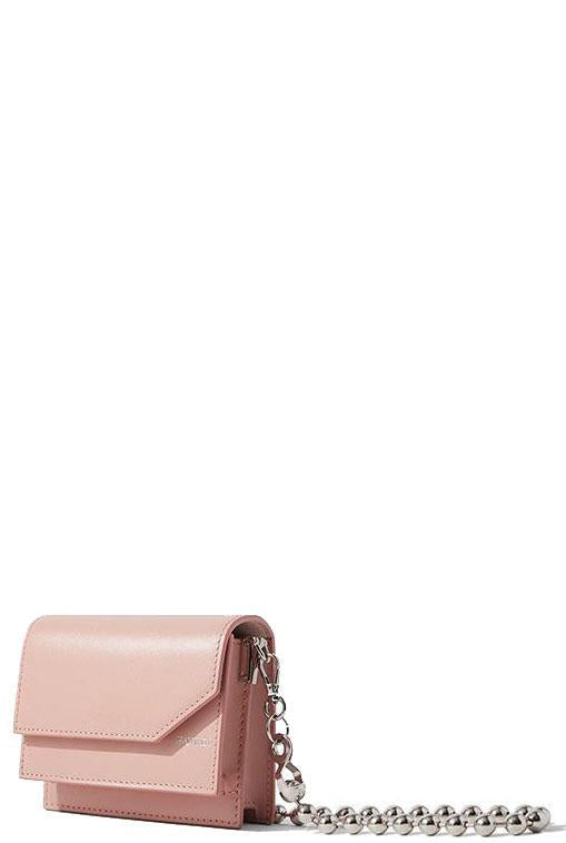 Hanwen Naomi Blush Mini Bag