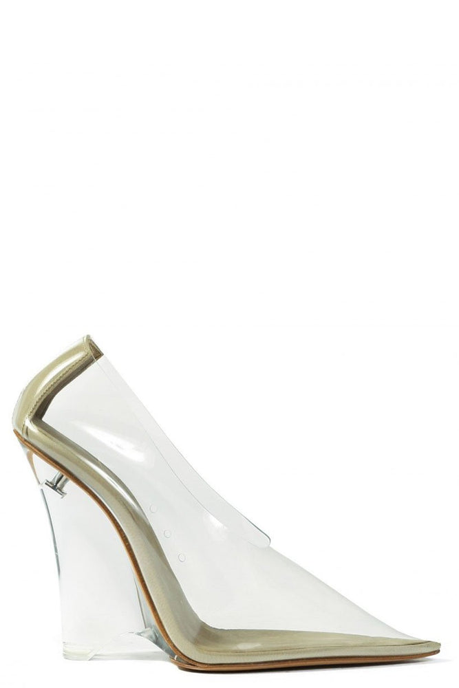 Yeezy Season 8 PVC Clear Pumps