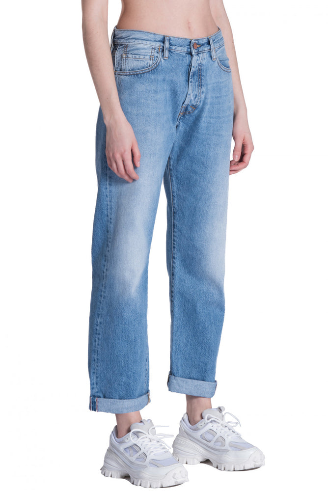 aries lilly selvedged jeans