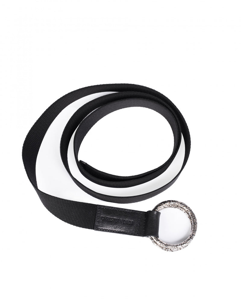 Christian Dada Ring Belt