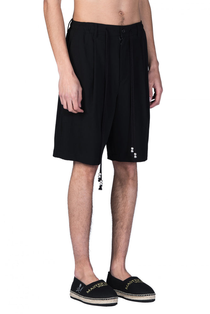 Christian Dada Black Shorts