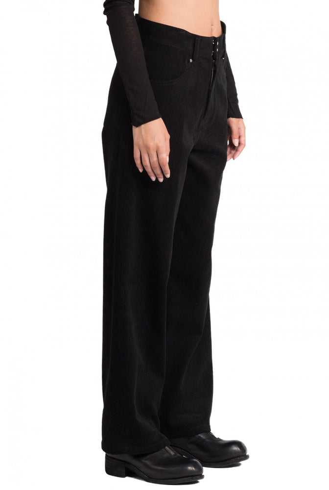 Greyyang Black Trousers