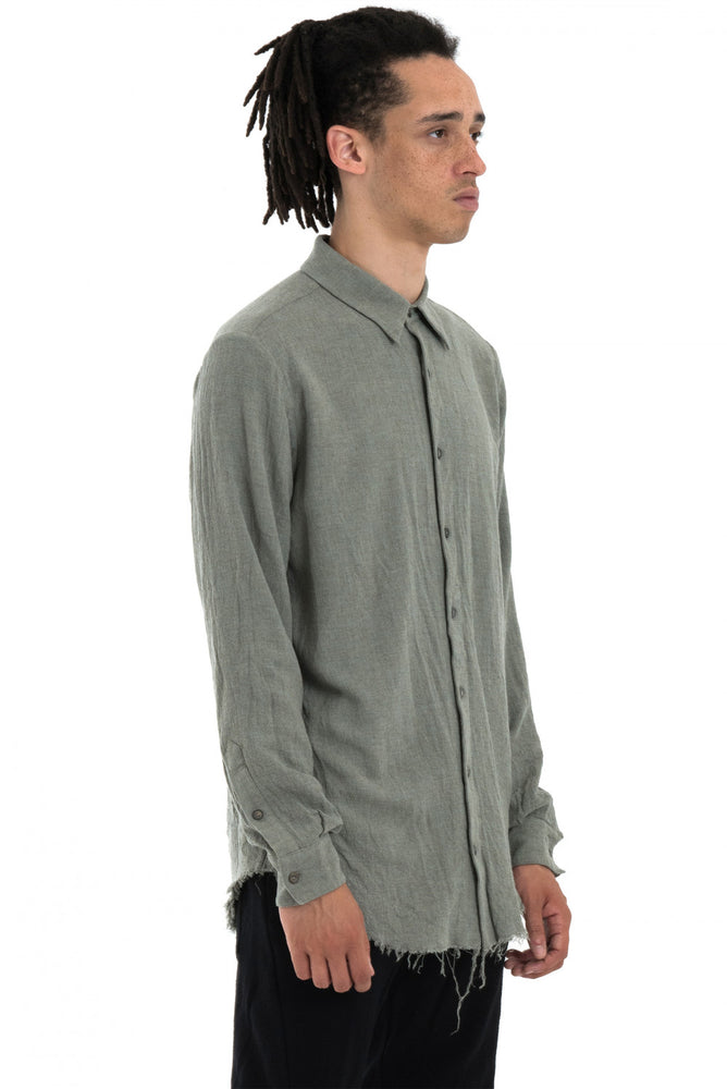 Forme D'Expression Raw Edge Shirt