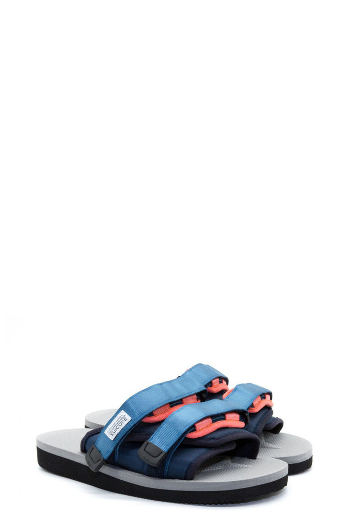 Suicoke Sandals Navy orange