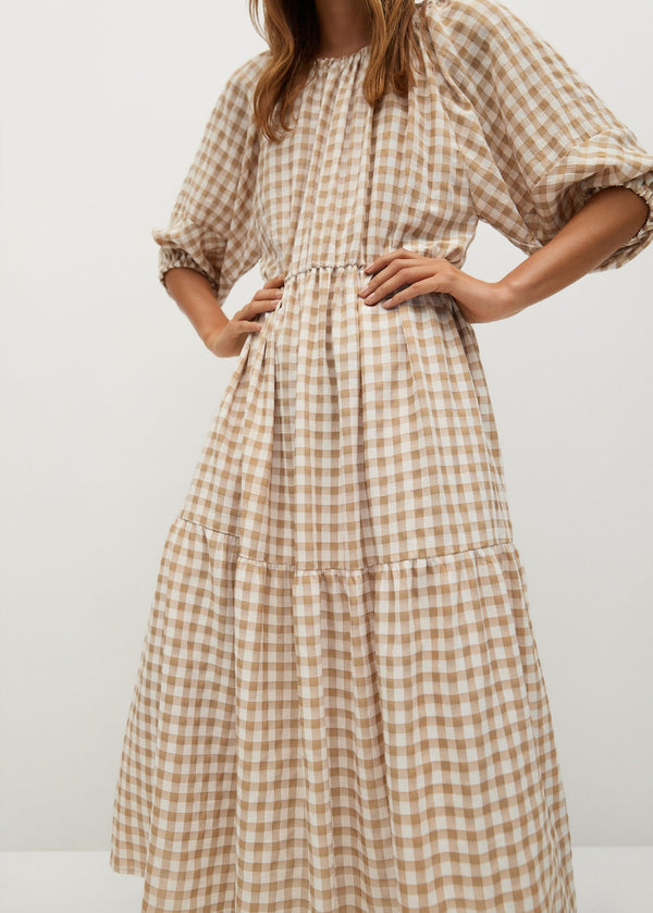 check list - 10 of the best gingham dresses