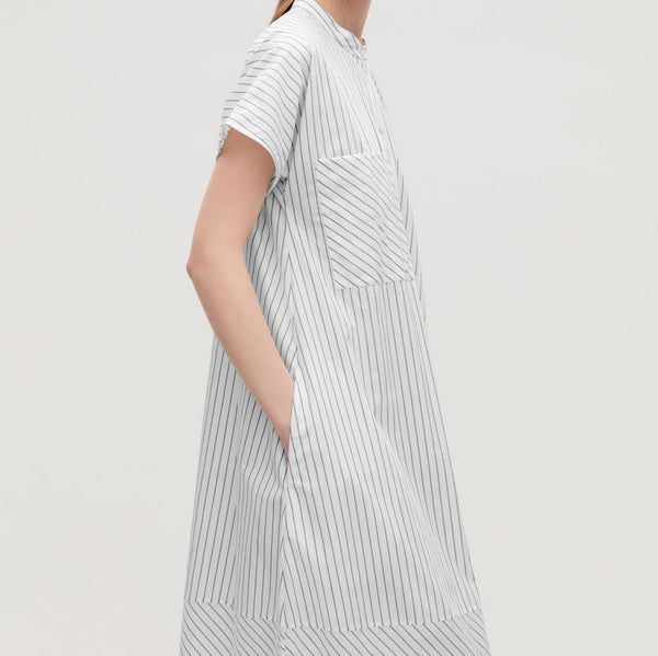 My Pick: Striped Shirt Dresses