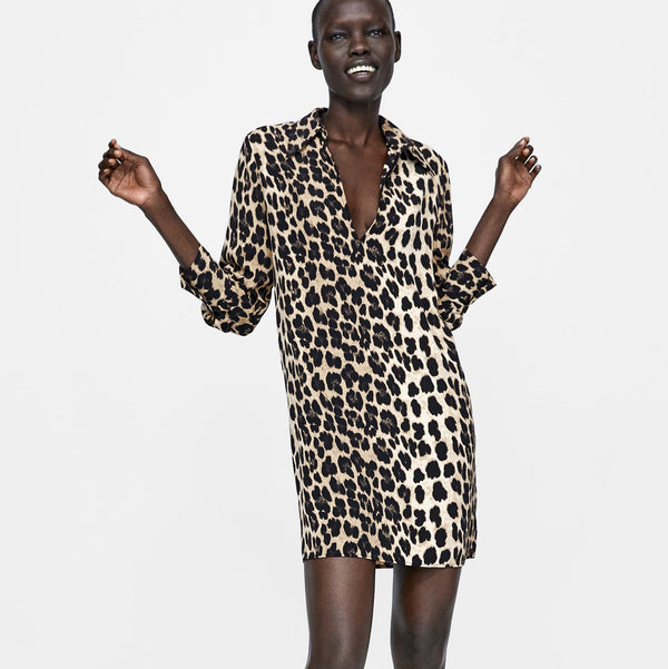 Top Ten Leopard Print Dresses