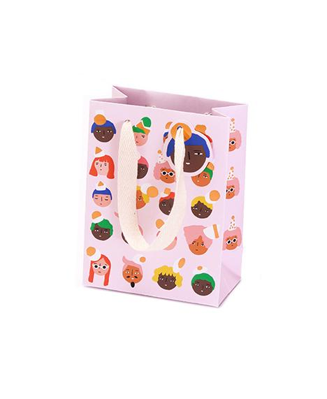 party people gift bag