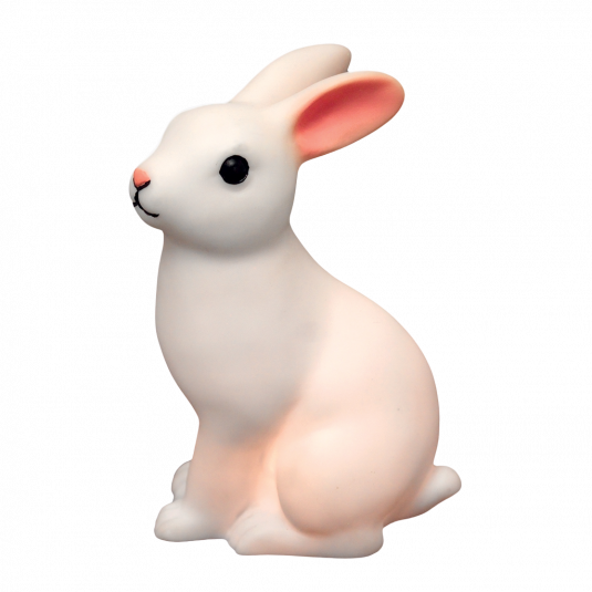 rabbit night light