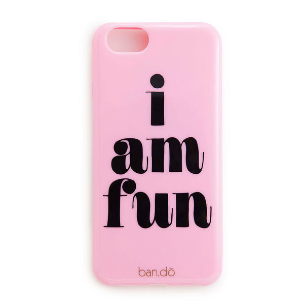 ban.do iPhone 6/6s case (fun)