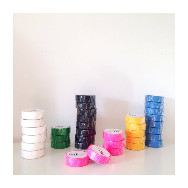mt washi tape (various colours)