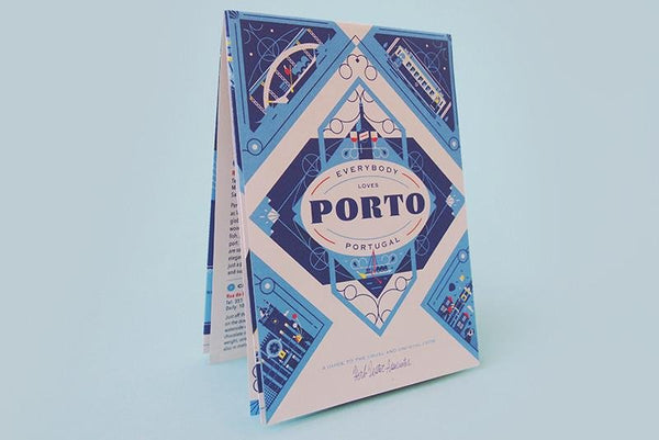 'everybody loves porto' mini travel guide