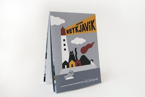 'around reykjavik' travel guide