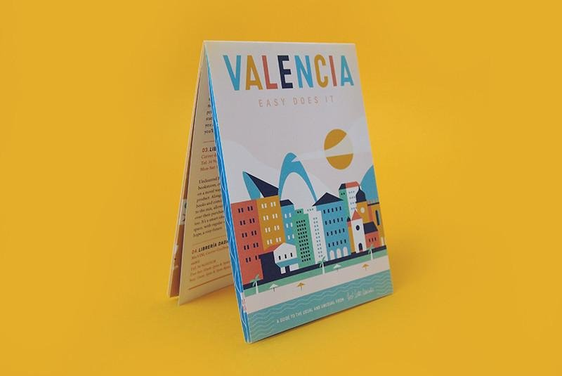 'valencia: easy does it' mini travel guide