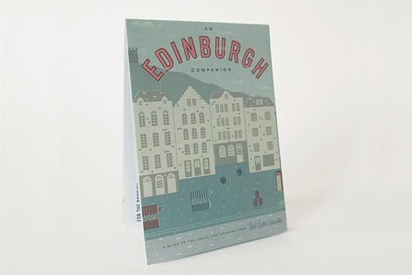 edinburgh travel guide Violet and Percy