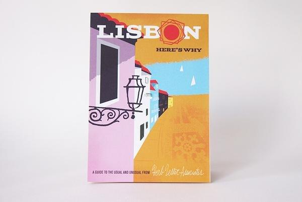 lisbon mini guide Violet and Percy