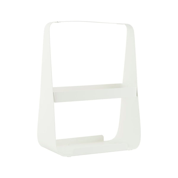 magazine holder (white)