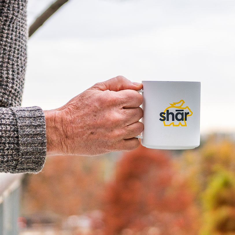 shār camp cup by MiiR