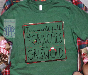 Be a Griswold Graphic Tee