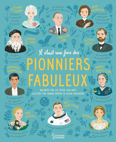 pionniers fabuleux