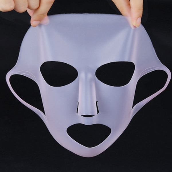 Silicone Face Mask  Anti-off Mask Ear Fixed