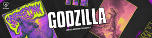 CR Loves: GODZILLA