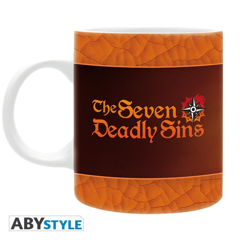 The Seven Deadly Sins Mug