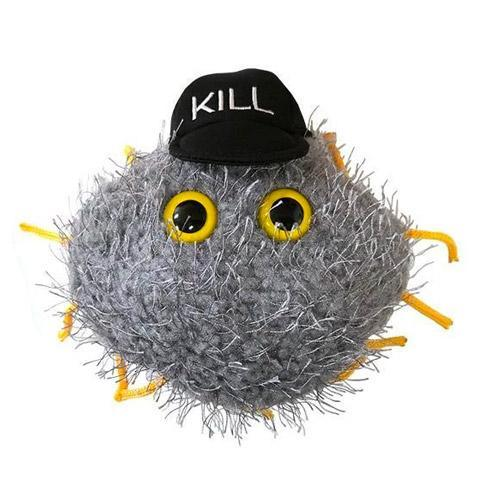 Cells at Work! X GIANTmicrobes - Killer T Cell Plush