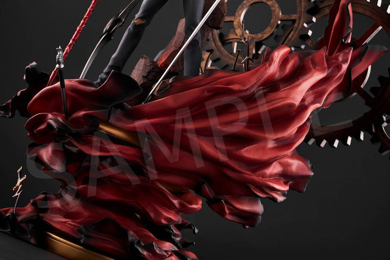 "Fate/stay night - ""The Path"" Fate 15th Anniversary Figure"