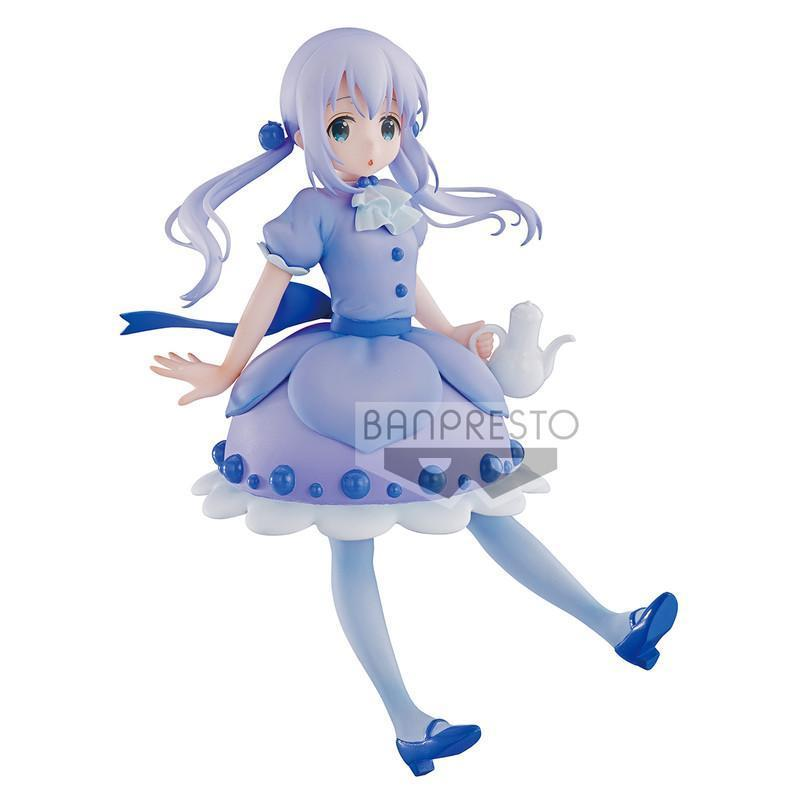 Chino Figure - Is the Order a Rabbit??
