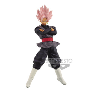 Dragon Ball Super - Goku Black Super Saiyan Rose Chosenshiretsuden II Vol 6 Prize Figure