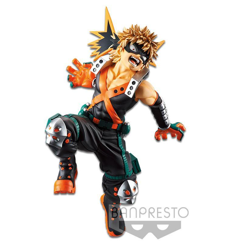 My Hero Academia - Katsuki Bakugo King of Artist Figure