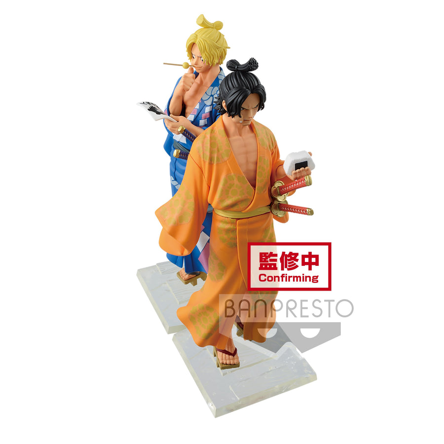One Piece - A Piece of Dream Vol 1 Magazine Prize Figure