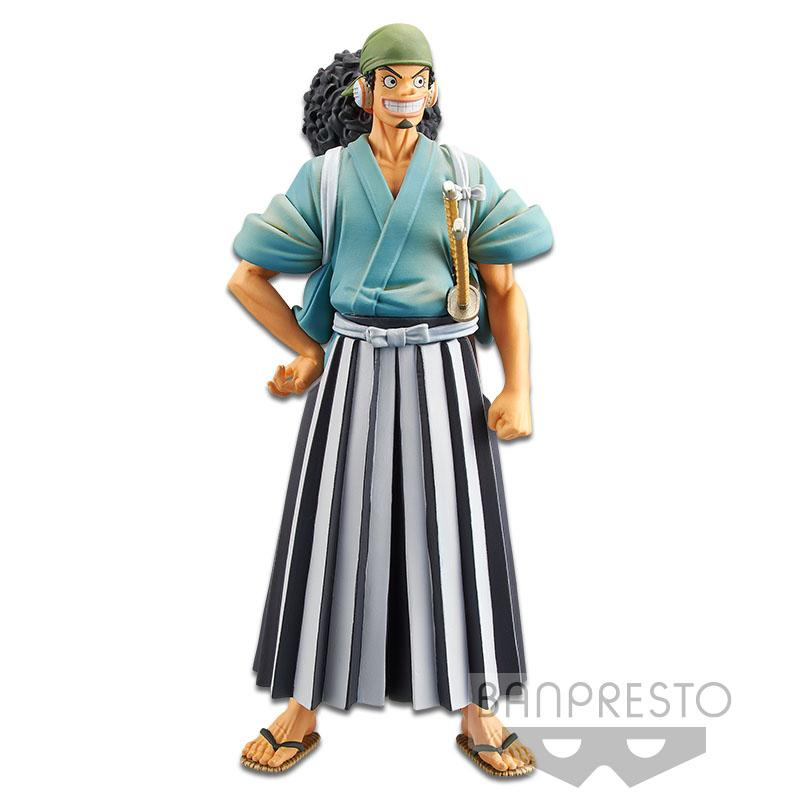 One Piece DXF The Grandline Men~Wanokuni vol.6 - Ussopp Wano Prize Figure