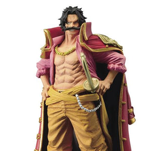 One Piece - Gold D Roger King Of Artist Figure