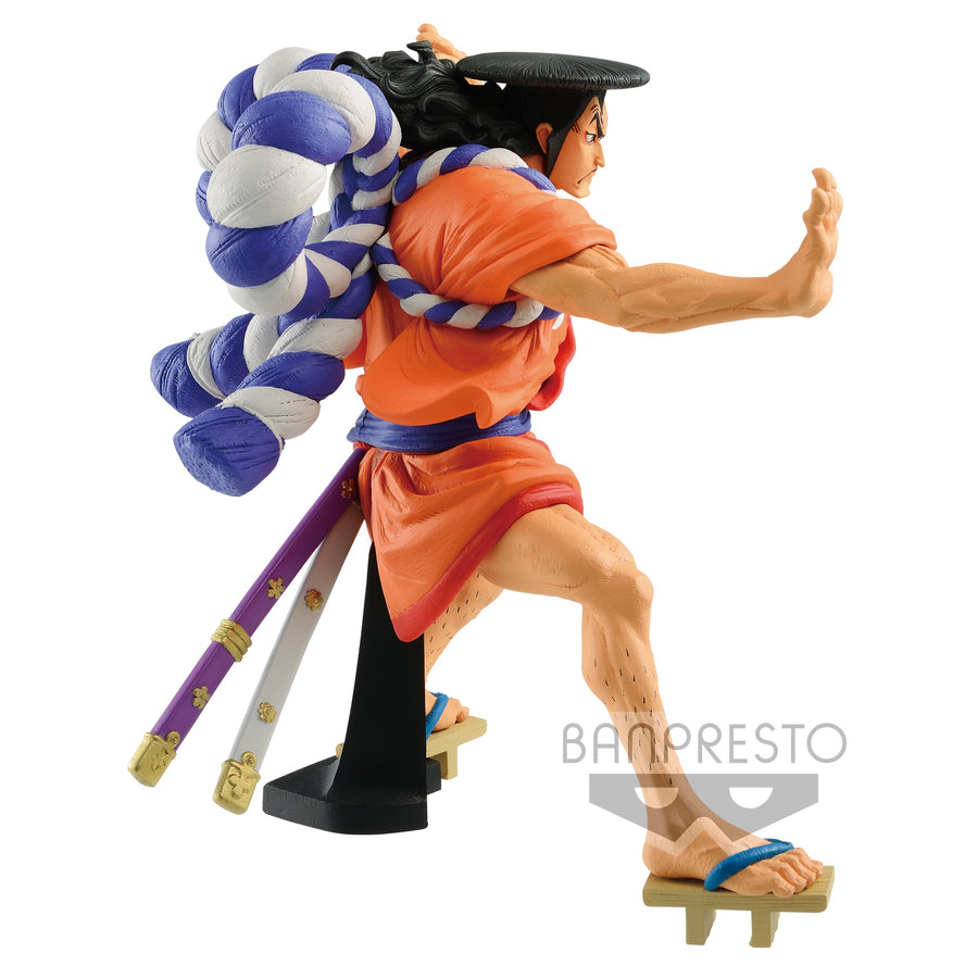 One Piece - Kozuki Oden King of Artist Figure