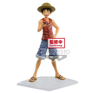 One Piece - Luffy Magazine Figure Special Episode